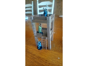 28mm Guard / Watch Tower