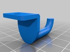 Scraper Hook for Monoprice Mini Delta