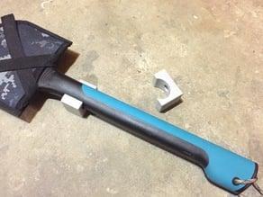 Standoff-hooks for Chafon Mini Shovel (or similar)