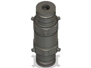 Pin Lock Liquid Line Coupler