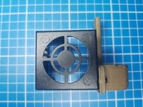 CR-10 Stock fan shroud 5015 Duct