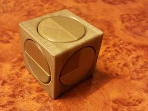 Big puzzle cube 1001
