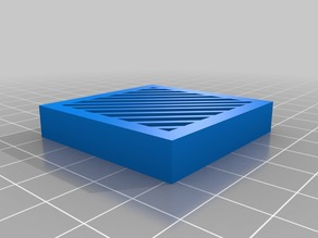 Wanhao duplicator i3 mini - fan cover