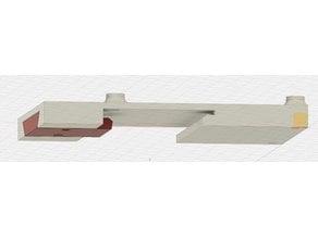 Raspberry Pi ultra flat DIN Rail mount