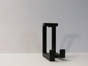 Thicker Select Mini Glass Bed Spacer