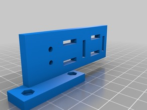 Improved Chain Guide V2 ANYCUBIC CHIRON DIRECT DRIVE CONVERSION