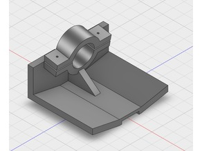 RC Boat 20mm Motor Mount