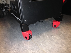 Replicator 2x Caster Wheel
