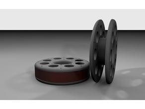 Electromagnet Coil Bobbin 60OD x 10W x26ID x 20mm inner hole