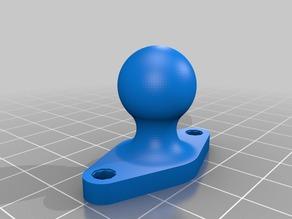 Articulated Ball Bracket Camera Mario Bernal