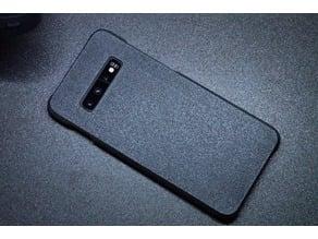 Samsung Galaxy S10+ case clean