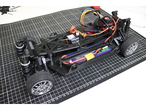 MyRCCar 1/10 On-Road Build for Tesla Model S Body