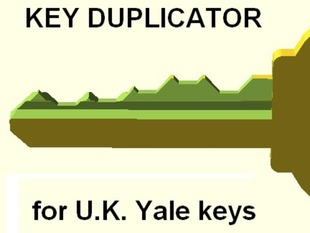 UK key duplicator