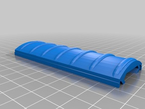 4-inch rail cover