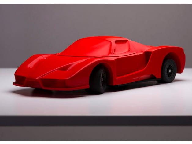 3d car mod