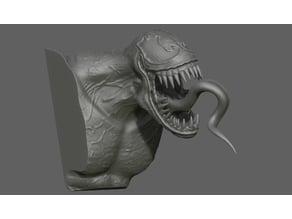 Venom_Bust_Sculpture