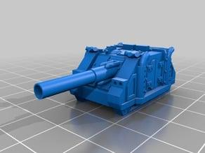 Adeptus Titanicus scale Sabre Tank Hunter