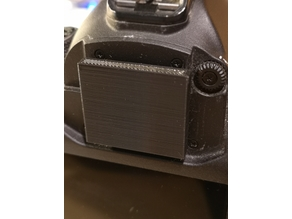 Cover for viewfinder Canon 5D mk3