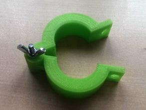 Customizable Pipe Clamp
