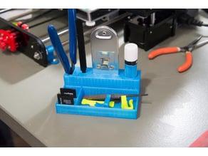 Minimalist 3D Printing Tool Caddy