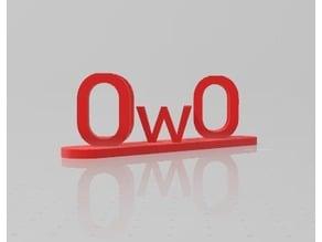 OwO / UwU
