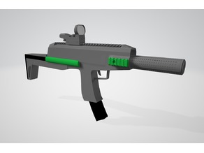 *IN WORKING*  SMG_MW ver.0.6 (airsoft gun)