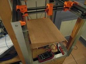 Doboz 2  (H-Bot 3D printer)