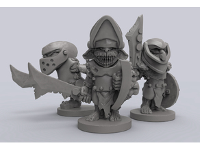 Armoured Goblins