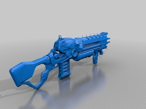 Destiny Exotic Shotgun Lord of Wolves 1:1 Scale