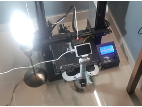 Action Cam mounter for Timelaps