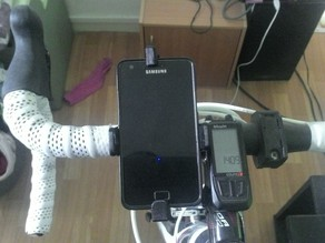 multiple phone bike mount