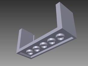 HC-SR04 Sonar Lego Bracket