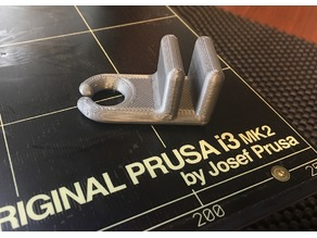 Filament Guide for Prusa I3