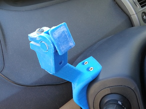 Support telephone pour Renault Scenic 2 - Phone hodler