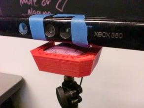 xbox 360 kinect tripod mount