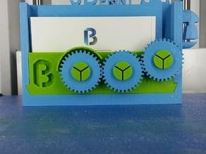 3D Print Card holder