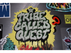 A Tribe Called Quest Logo (Art)