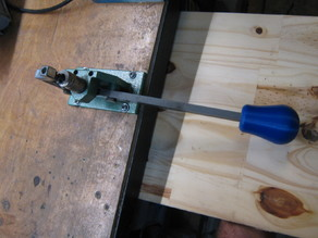 RCBS Automatic Bench Priming Tool Handle
