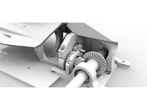 OpenRC F1 Internal gear box mod
