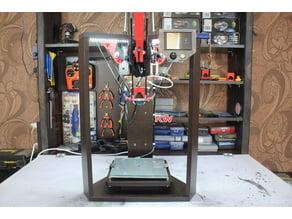 Archie MK3 Delta Robot 3D printer