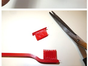 Toothbrush that (kind of) works