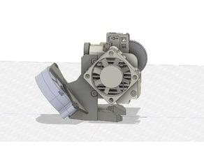 Ultimate Titan Aero Prusa i3mk3 style fan duct