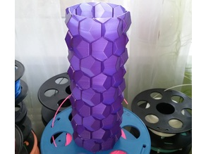 Honeycomb vase parametric
