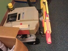 Nerf Gun Mount for Hero Robot