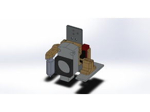 Cyclops hotend adapter for FlyingBear Tornado