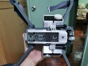 DJI Mavic Pro two gopro camera mount for 3D mapping/scanning