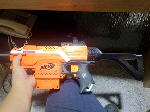 NERF MP5 PDW STOCK LIKE