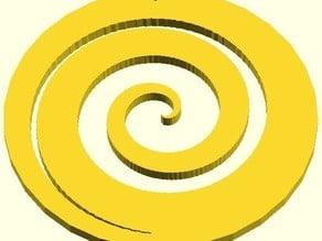 Spiral-Earrings MashUp