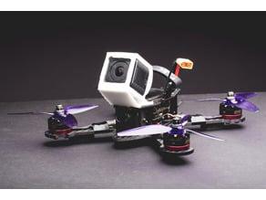 USMILE 210 X Quad frame Parts