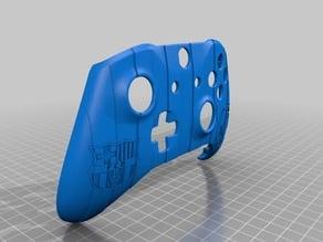 Xbox One S Custom Controller Shell: FCBarcelona Edition